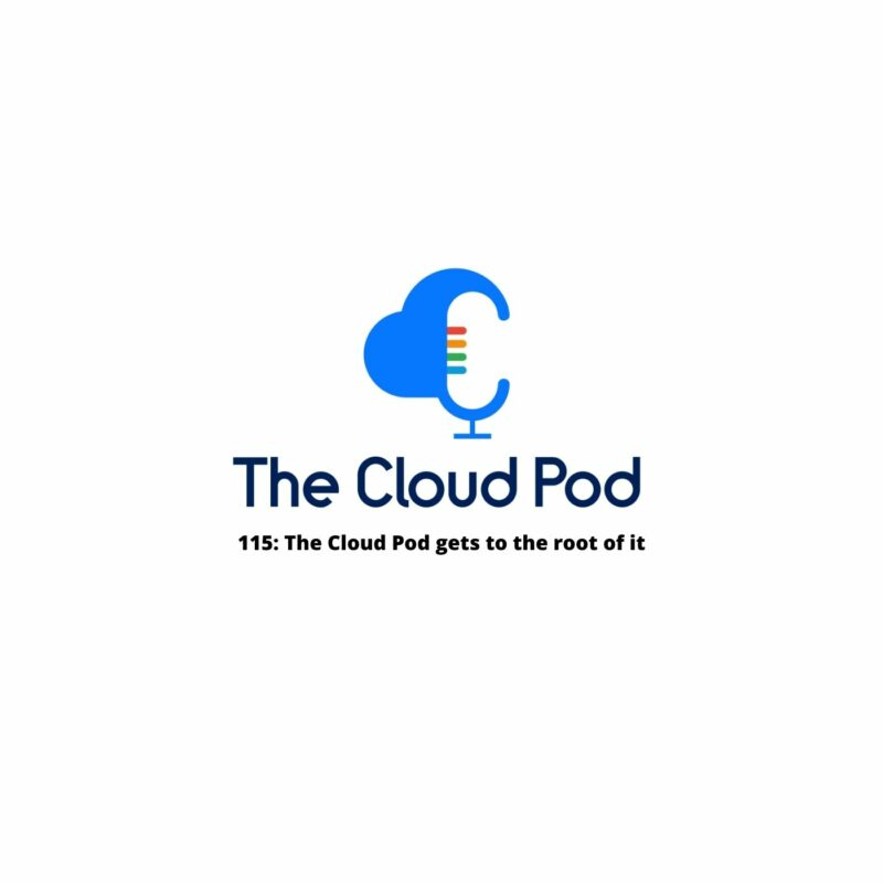cloud pod root of it feature